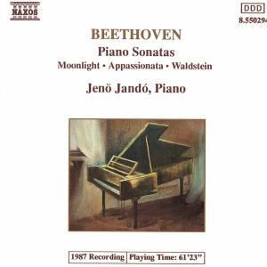 Klaviersonate14,21&23, Jenö Jando