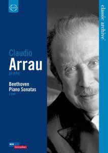 Klaviersonaten, Claudio Arrau