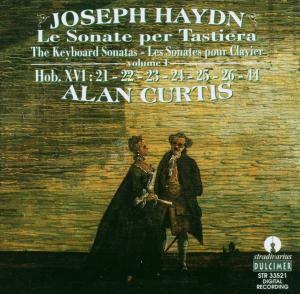 Klaviersonaten, Alan Curtis