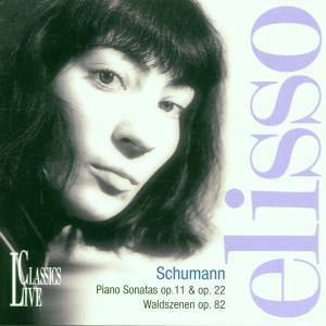 Klaviersonaten 1 & 2, Elisso Wirssaladze