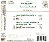 Klaviersonaten 1&2*Biret - Produktdetailbild 1