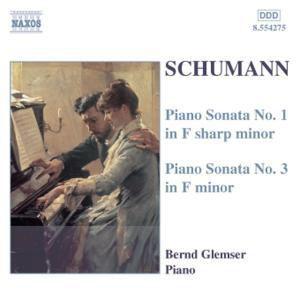 Klaviersonaten 1+3, Bernd Glemser