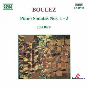 Klaviersonaten 1-3, Idil Biret