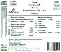 Klaviersonaten 1-3 - Produktdetailbild 1