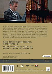 Klaviersonaten 1-6 - Produktdetailbild 1