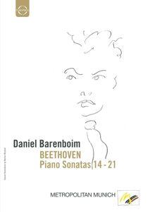 Klaviersonaten 14-21, Daniel Barenboim