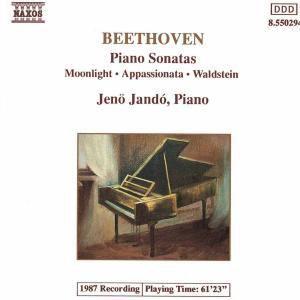 Klaviersonaten 14+21+23, Jenö Jando