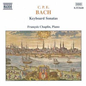 Klaviersonaten, Francois Chaplin, François Chaplin