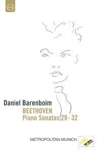Klaviersonaten 29-32, Daniel Barenboim