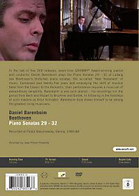 Klaviersonaten 29-32 - Produktdetailbild 1