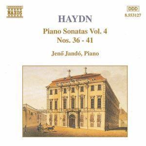 Klaviersonaten 36-41, Jenö Jando