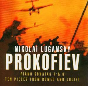 Klaviersonaten 4+6, Nikolai Lugansky