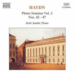Klaviersonaten 42-47, Jenö Jando