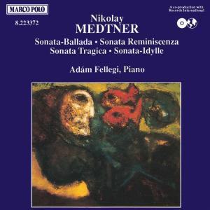 Klaviersonaten F-moll+op.11, Adam Fellegi