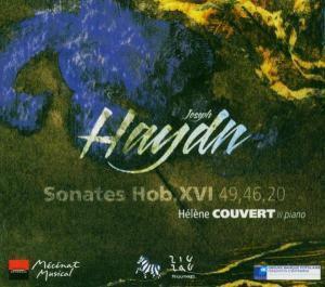 Klaviersonaten Hob XVI: 20, 46, Helene Couvert
