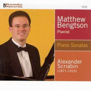 Klaviersonaten Nr.  3 - 5 & 8 - 10, Matthew Bengtson