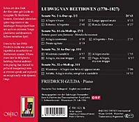 Klaviersonaten Op.2,2/27,2/110/111 - Produktdetailbild 1