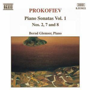 Klaviersonaten Vol. 1, Bernd Glemser