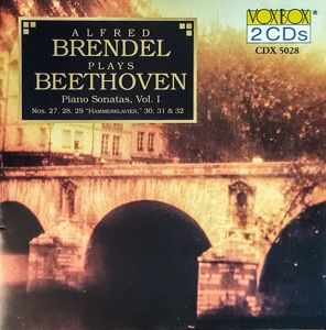 Klaviersonaten Vol.1-Sonaten 27-32, Alfred Brendel