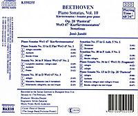 Klaviersonaten Vol. 10 - Produktdetailbild 1