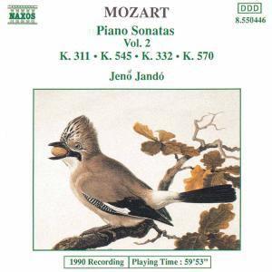 Klaviersonaten Vol. 2, Jenö Jando