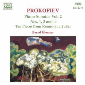 Klaviersonaten Vol.2, Bernd Glemser