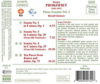 Klaviersonaten Vol. 2 - Produktdetailbild 1
