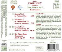 Klaviersonaten Vol.2 - Produktdetailbild 1