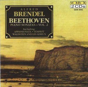 Klaviersonaten Vol.2-Sonaten 16-19,21-23 & 26, Alfred Brendel