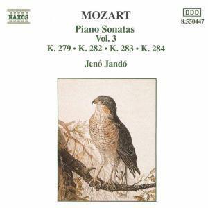 Klaviersonaten Vol. 3, Jenö Jando