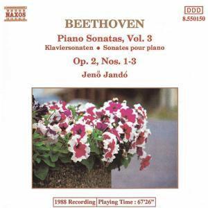 Klaviersonaten Vol.3, Jenö Jando