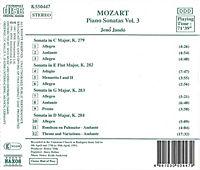 Klaviersonaten Vol. 3 - Produktdetailbild 1