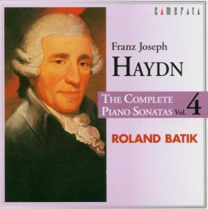 Klaviersonaten Vol.4, Roland Batik