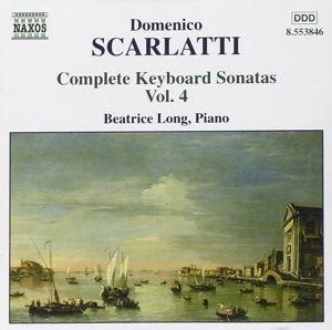 Klaviersonaten Vol.4, Beatrice Long