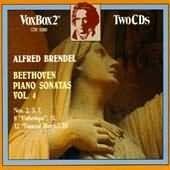 Klaviersonaten Vol.4-Sonaten 2,3,7,8,11,12 & 24, Alfred Brendel