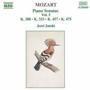 Klaviersonaten Vol. 5, Jenö Jando