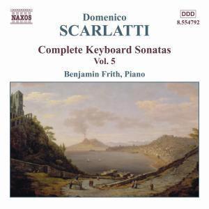 Klaviersonaten Vol.5, Benjamin Frith
