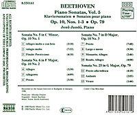 Klaviersonaten Vol. 5 - Produktdetailbild 1