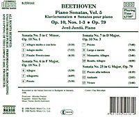 Klaviersonaten Vol.5 - Produktdetailbild 1