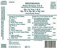 Klaviersonaten Vol.6 - Produktdetailbild 1