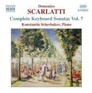 Klaviersonaten Vol.7, Konstantin Scherbakov