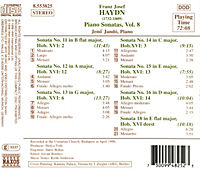 Klaviersonaten Vol. 8 - Produktdetailbild 1