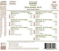 Klaviersonaten Vol.8,Nr 11-1 - Produktdetailbild 1