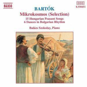 Klavierstücke, Balasz Szokolay