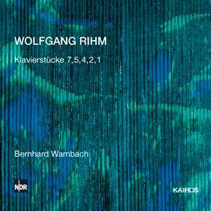 Klavierstücke 7,5,4,2,1, Bernhard Wambach, B. Wambach