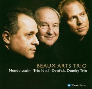 Klaviertrio 1/Trio 4 Dumky, Menahem Pressler, Daniel Hope, Antonio Meneses
