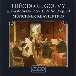 Klaviertrio 2 A-Moll Op.18/3 B-Dur Op.19, Münchner Klaviertrio