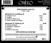 Klaviertrio 2 A-Moll Op.18/3 B-Dur Op.19 - Produktdetailbild 1