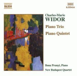Klaviertrio & Klavierquintett, Prunyi, New Budapest Quartett