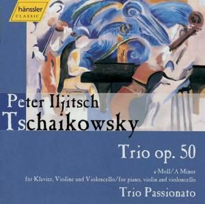 Klaviertrio Op.50, Trio Passionato